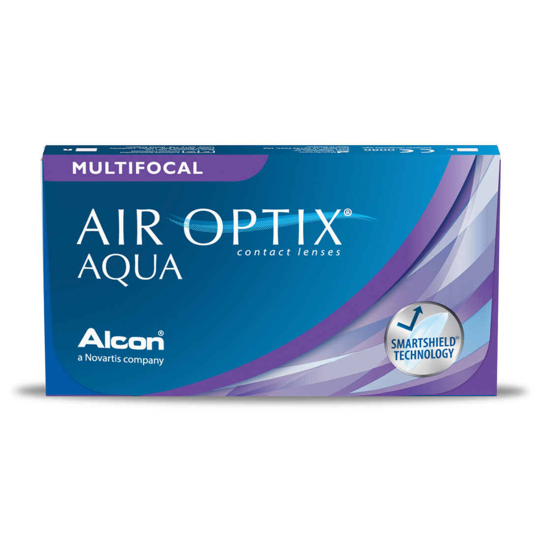 Lentes De Contato Alcon Air Optix Aqua Multifocal