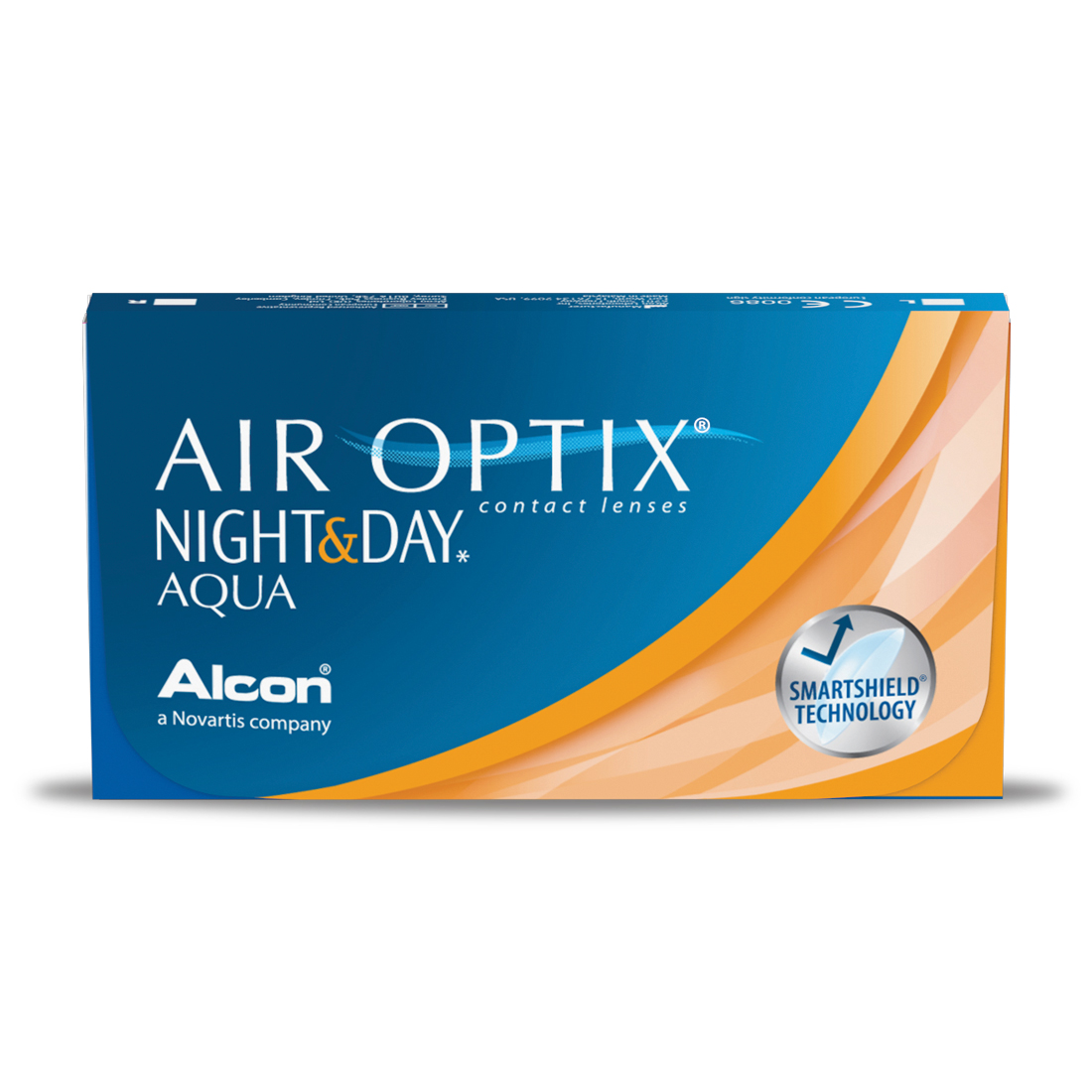 Lentes De Contato Alcon Air Optix Night & Day Aqua