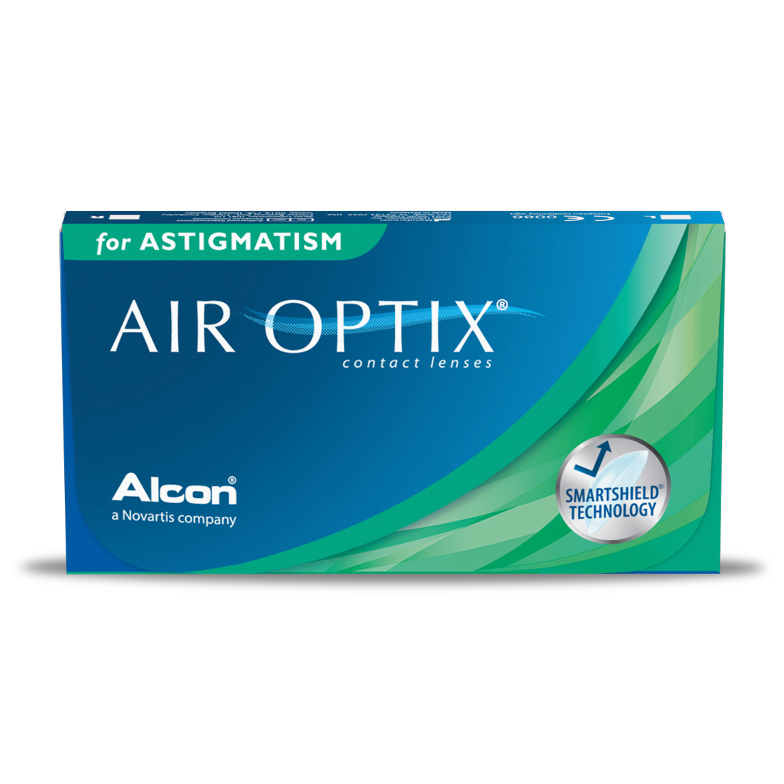 Lentes De Contato Alcon Air Optix For Astigmatism
