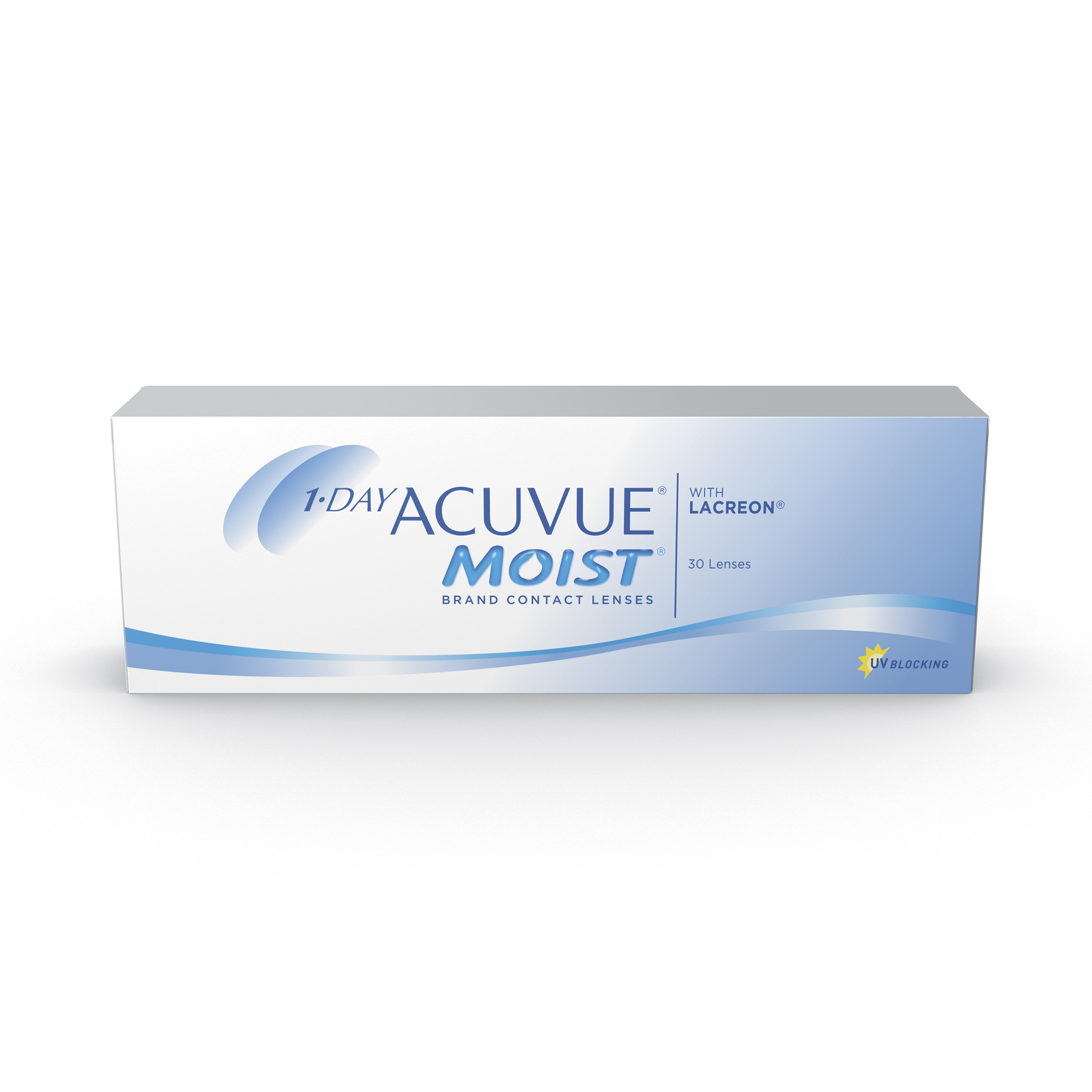 Lentes De Contato Johnson & Johnson Acuvue 1 Day Moist